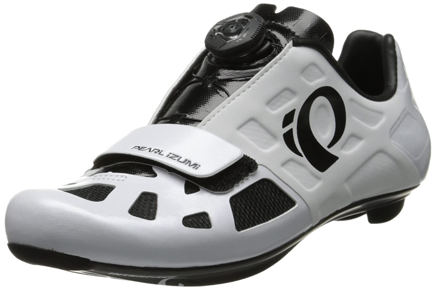 5K2S Pearl Izumi Elite Rd Iv Shoes Mens White Good Deal For Sale