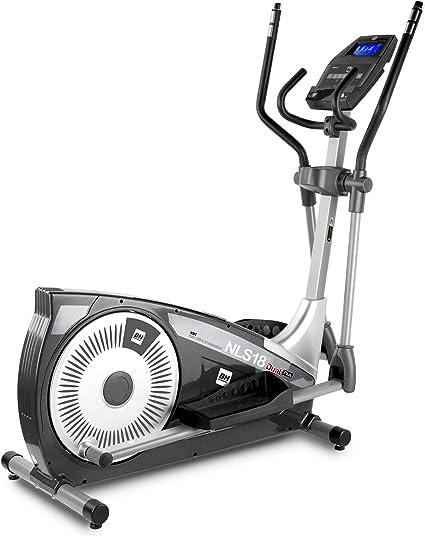 BH Fitness - Bicicleta elíptica NLS18 Dual Plus: Amazon.es ...