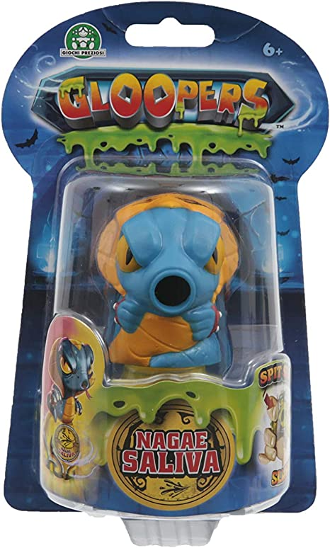 Giochi Preziosi Gloopers Naga Blue Slime Multicoloured GLR01700