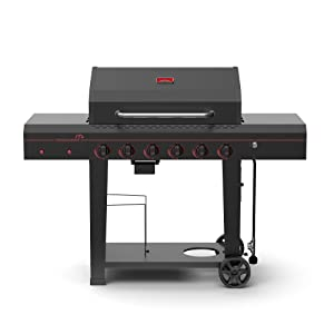 Megamaster 6 Burner 753 Sq. Inch Propane Gas Grill