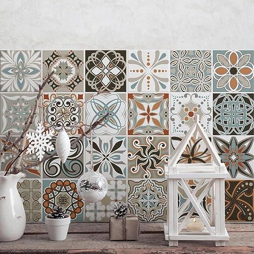 Vinilos azulejos para cocinas free azulejos de cermica cocinas with vinilos azulejos para - Vinilos decorativos bricor ...