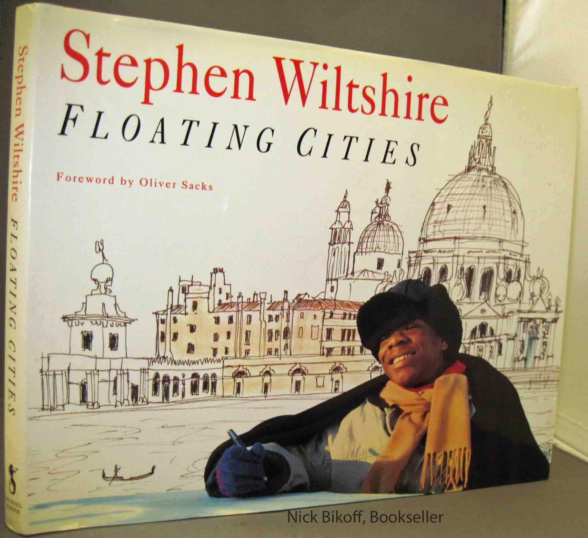 Stephen Wiltshire Bilder Kaufen floating cities amazon de stephen wiltshire oliver sacks