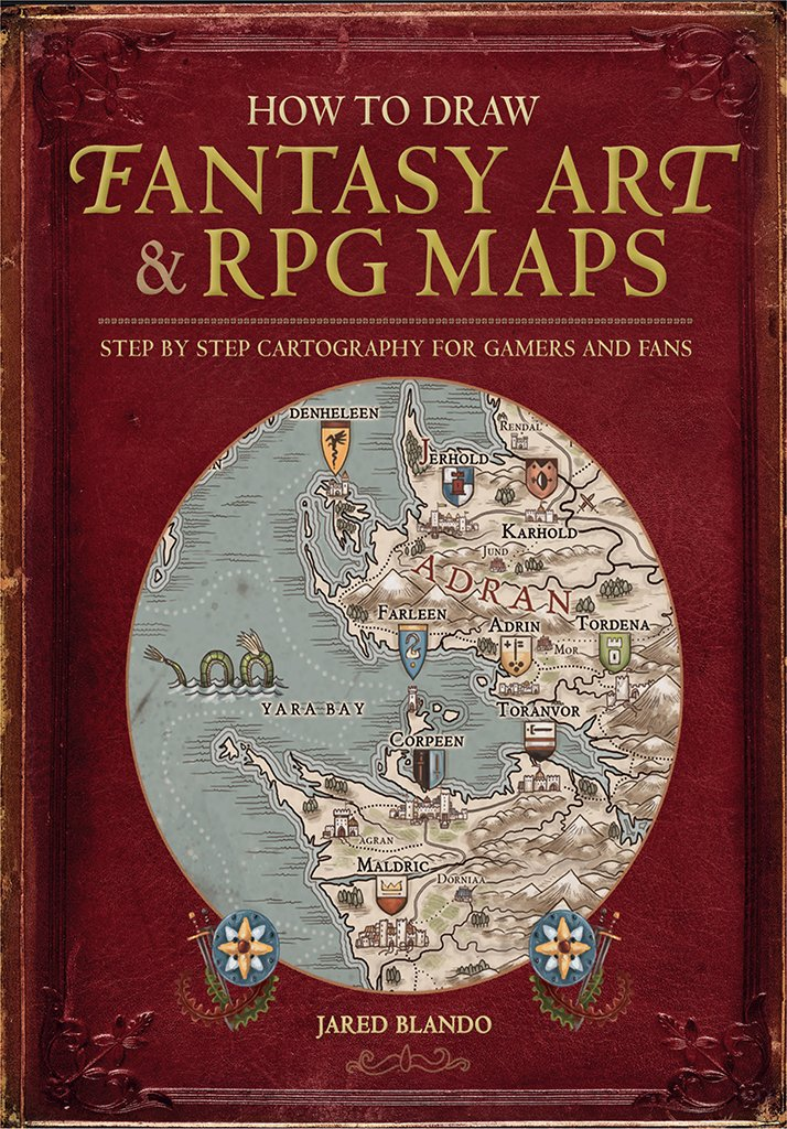 How To Draw Fantasy Art And Rpg Maps Download