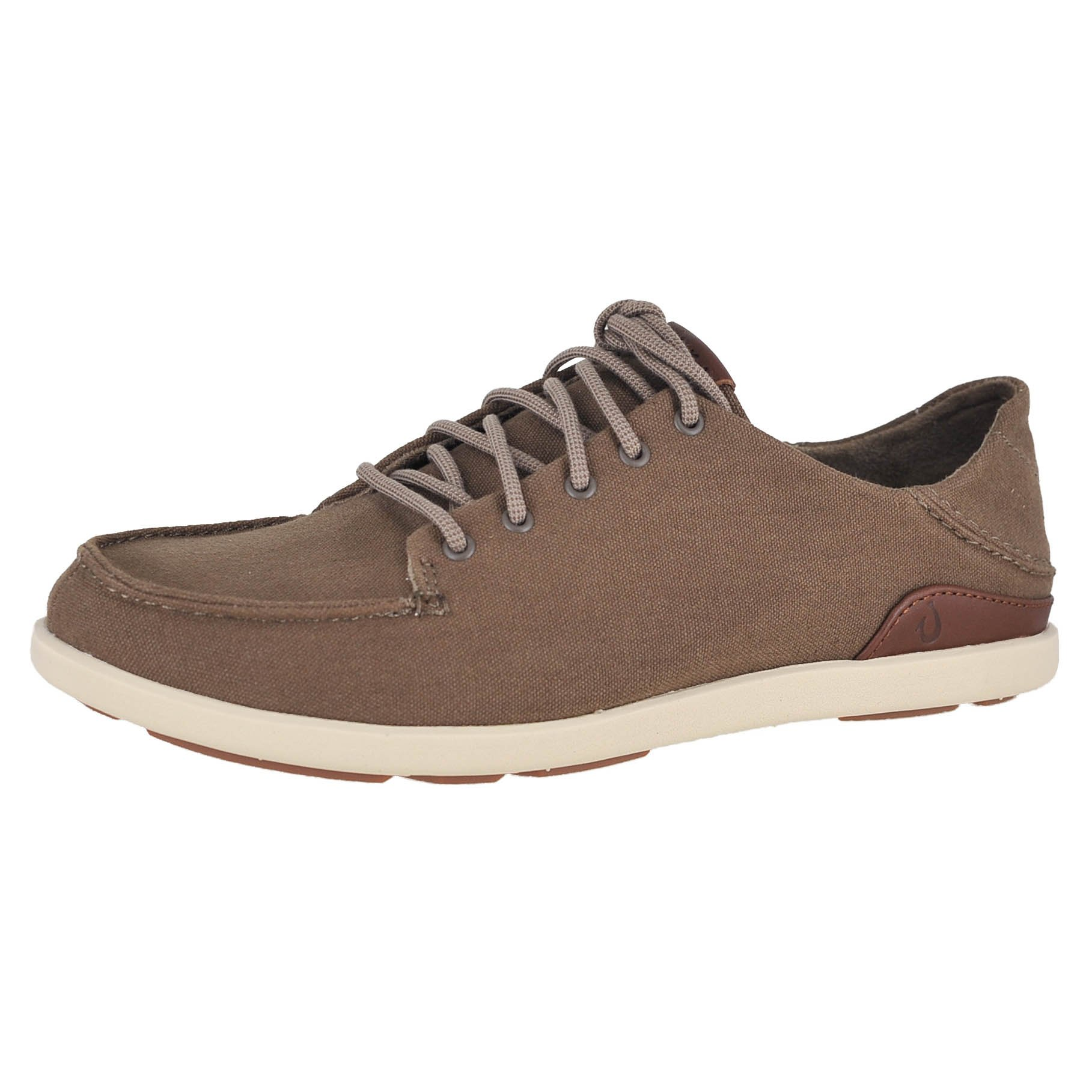 OLUKAI Manoa Mustang/Toffee Mens Oxfords Size 9.5M