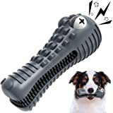 Wisedom Dog Chew Toys, Indestructible Tough Durable Dog Toothbrush Toys for Aggressive Chewers Large Breed Dental Care…
