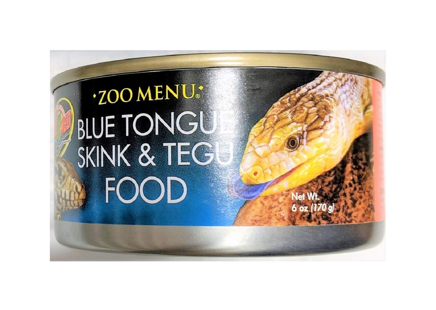 (3 Can Pack) Zoo Menu Tegu and Monitor Canned Food