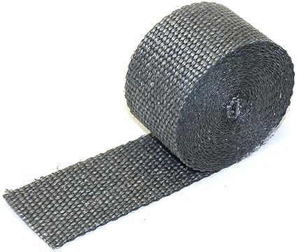 Exhaust Heat Wrap >> Amazon Com Design Engineering 010121 Exhaust Heat Wrap 2 X 15