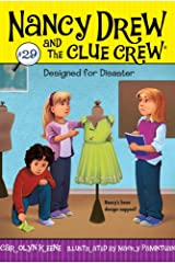 Designed for Disaster: 29 (Nancy Drew and the Clue Crew) Paperback