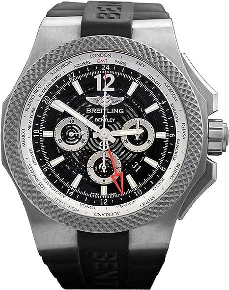 Breitling Bentley GMT luz cuerpo eb043210/BD23 - 222s: Breitling: Amazon.es: Relojes