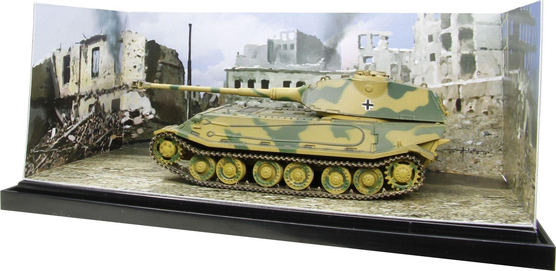 1/72 WW.II German VK.45.02 (P) H-type prototype Heavy Tank Germany 1945 (Panoraama BOX painted finished goods) (japan import) VALLEJO DRR-60678