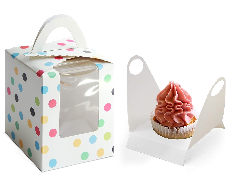 60PC Cupcake boxes