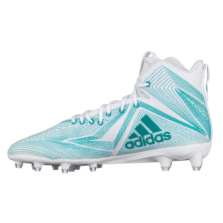 big sale 503fd 5f30a Amazon.com  adidas Mens Freak X Carbon Mid Parley Football Cleats   Football