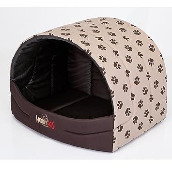 Hobbydog Front bwl2 Souffleur para Perros Gato Cueva Perros Gato Cama Perros Casa Dormir Espacio para Perros Perro casa Caseta de S XL: Amazon.es: Productos ...