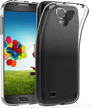 JETech Funda para Samsung Galaxy S4, Anti-Choques y Anti-Arañazos, Transparente: Amazon.es: Electrónica