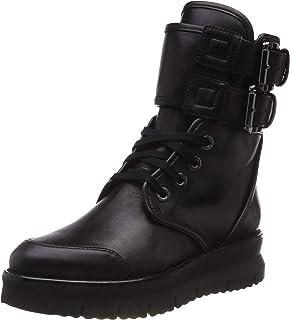 75eb5a4b55c Geox Women's's D Asheely D Biker Boots: Amazon.co.uk: Shoes & Bags