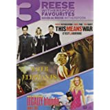 This Means War / Water For Elephants / Legally Blonde (Reese Witherspoon Triple Feature)