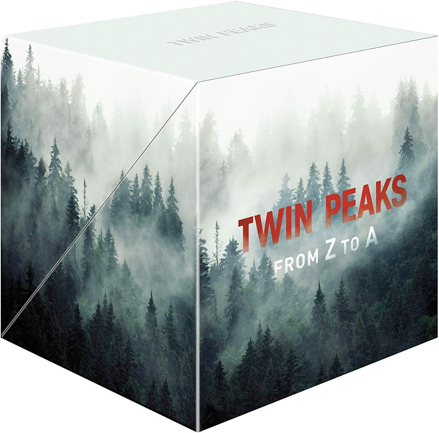 Twin Peaks: From Z to A (Edición Limitada) [Blu-ray]