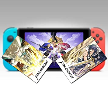 Amazon.com: Fire Emblem :11 PCS Nfc Tag Cards For SWITCH/3DS ...
