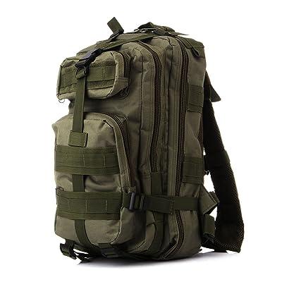 25L Les fans Armée Sac à dos tactique - WinCret forte 3P Militaire Sac à dos Voyage Sacs à dos de randonnée Camping Équipement