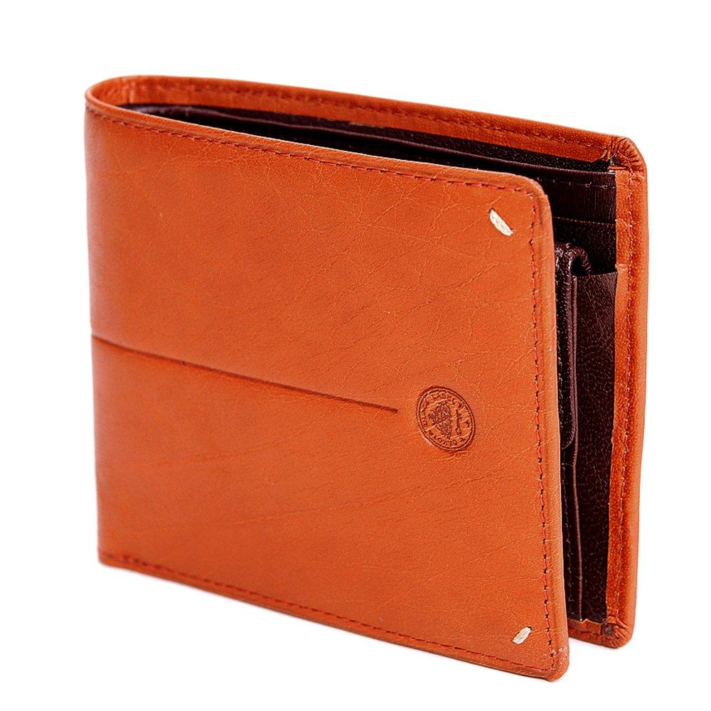 (ダコタ ブラックレーベル) Dakota BLACK LABEL 二つ折り財布 625600 B01AW9FA6M  2.オレンジ