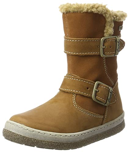 more photos f1855 8fdcb Lurchi Girls' Anna-Tex Slouch Boots, Beige (tan 27), 11.5UK ...