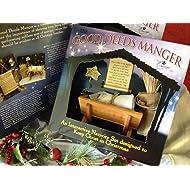 The Good Deeds Manger Nativity Set