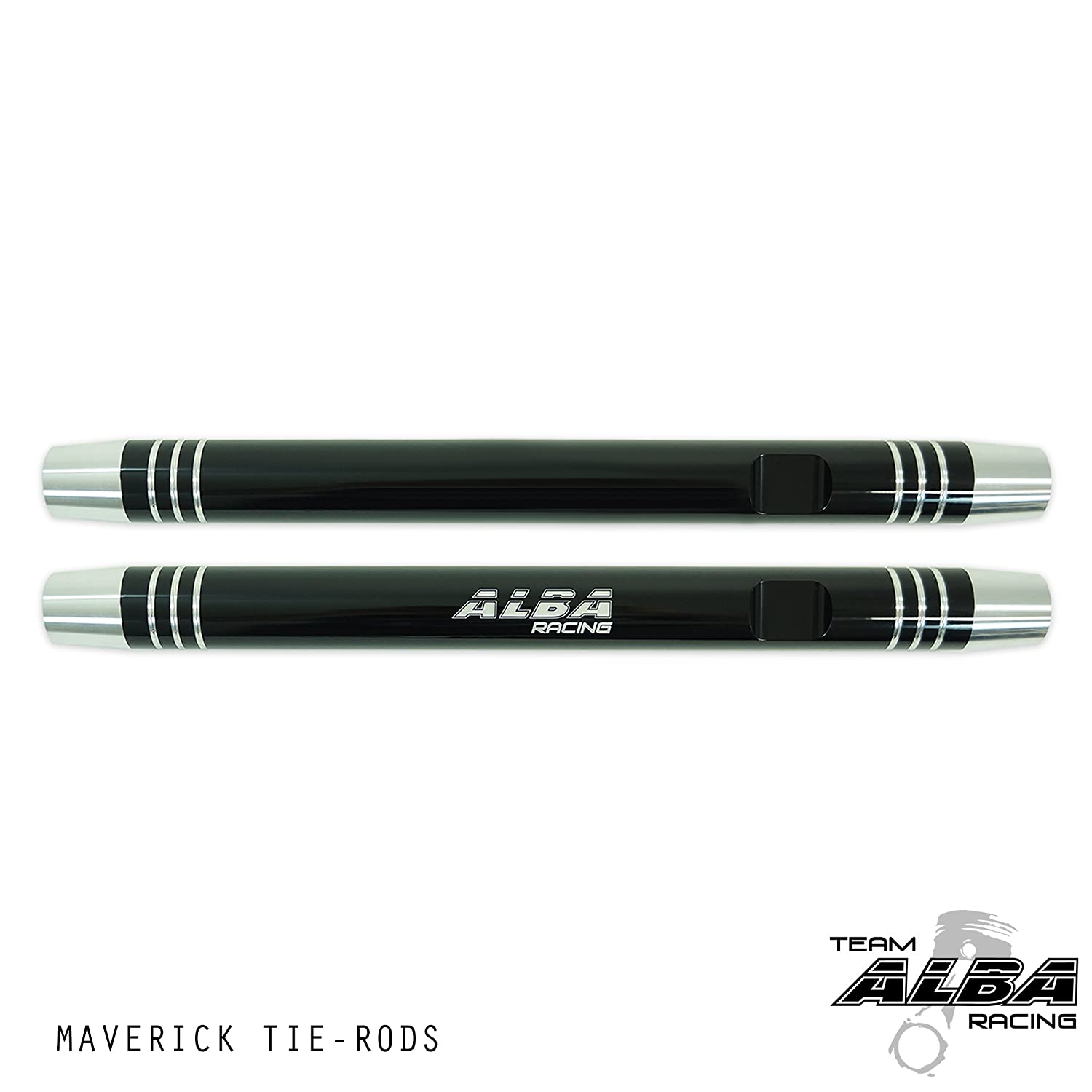 Can Am Defender heavy duty tie rods Alba Racing