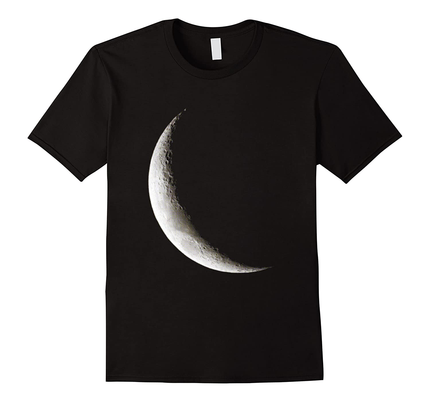 Awesome Luna Half Moon- T-Shirt - Mens & Womens Sizes-T-Shirt