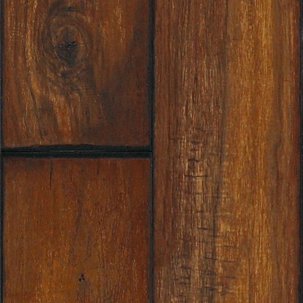 Mannington Hardware ALP060 Adura Glue Down Distinctive Collection Luxury Ashford Walnut Vinyl Plank Flooring, Heather Glenn