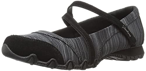 Skechers Bikers Ripples 49343BLK, Ballerinas
