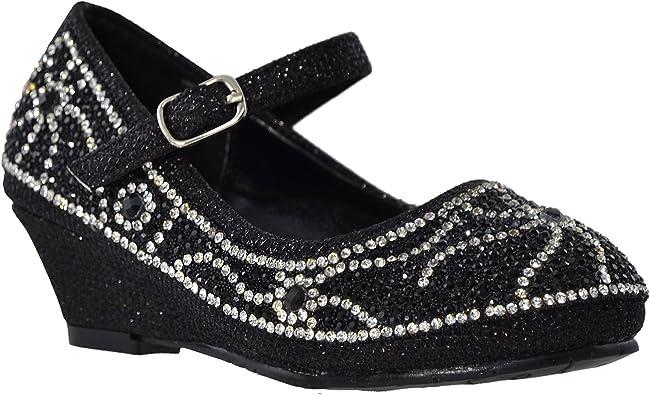 black pumps small heel