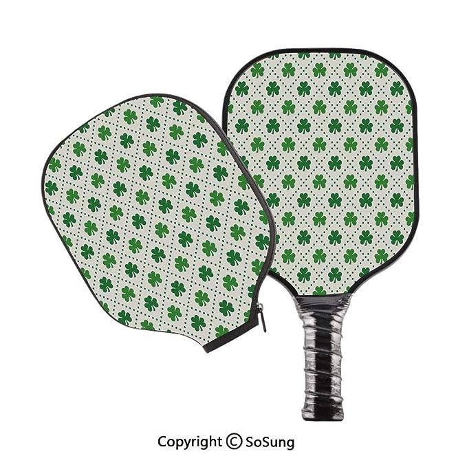 Amazon.com : SoSung Asian Decor Pickleball Paddle Graphite ...