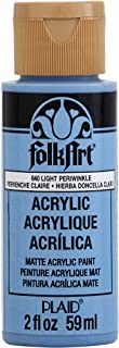 product image for FolkArt Acrylic Paint in Assorted Colors (2 oz), 640, Light Periwinkle