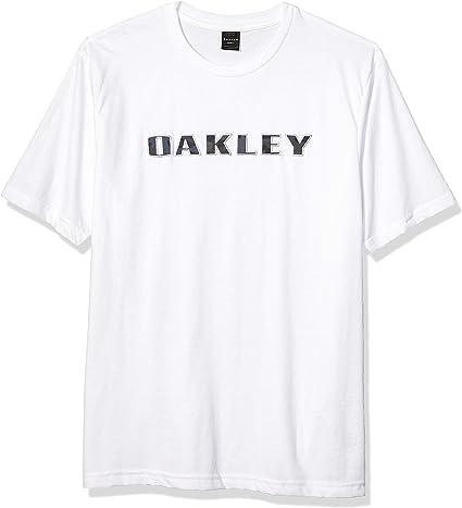 Oakley Mens Camo Logo tee Camisa para Hombre: Amazon.es: Ropa y accesorios