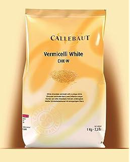 Callebaut fideos de chocolate blanco 1kg