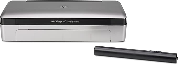 HP Officejet 100 - Impresora de tinta - B/N 22 PPM, color 18 PPM