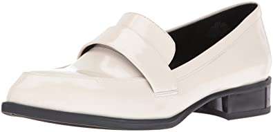 Nine West Women's Nextome Slip-On Loafer, Off White, ...