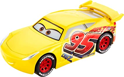 Amazon Com Disney Cars Disney Pixar Cars Racetrack Talkers