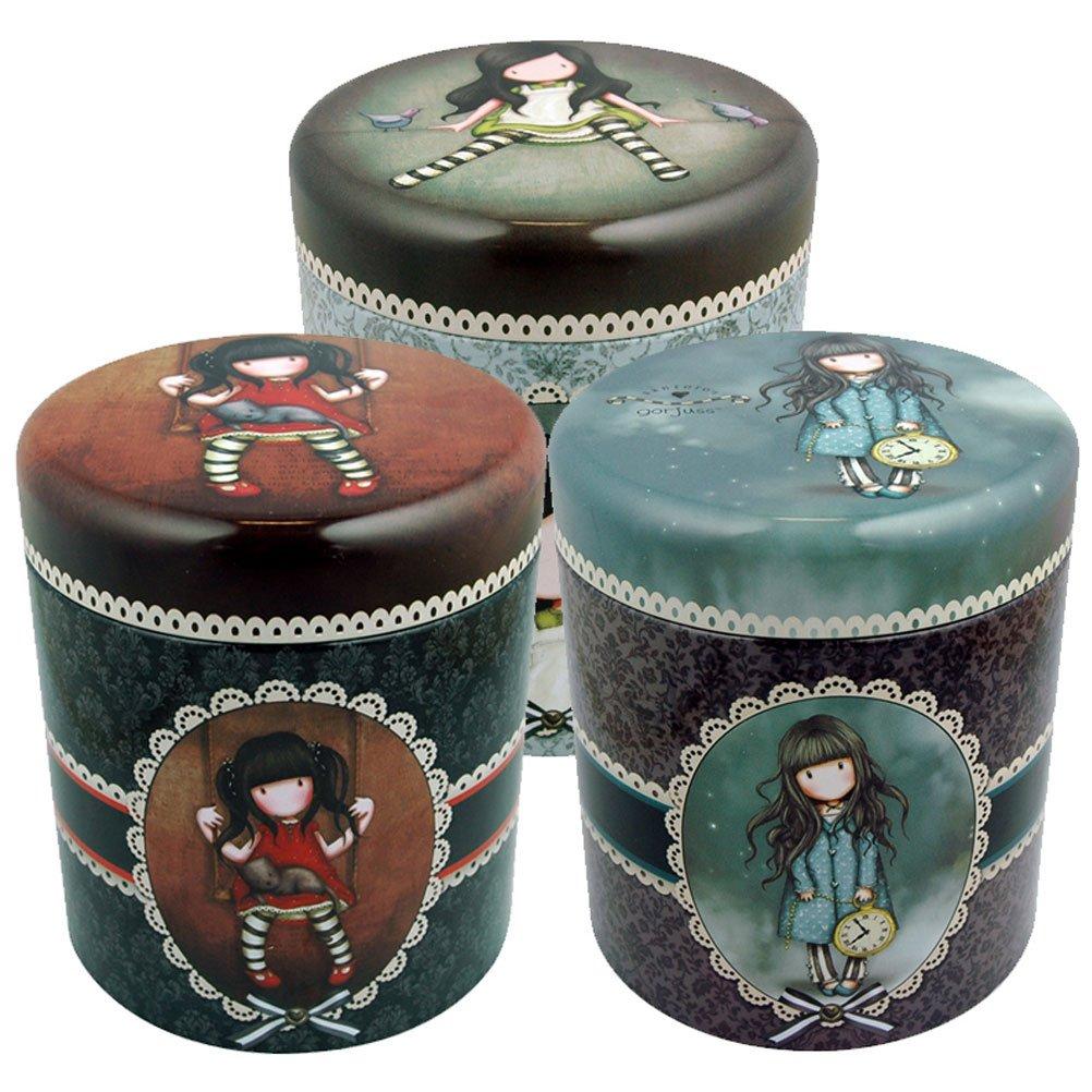 Set de 3 boites Gorjuss Maia Gifts
