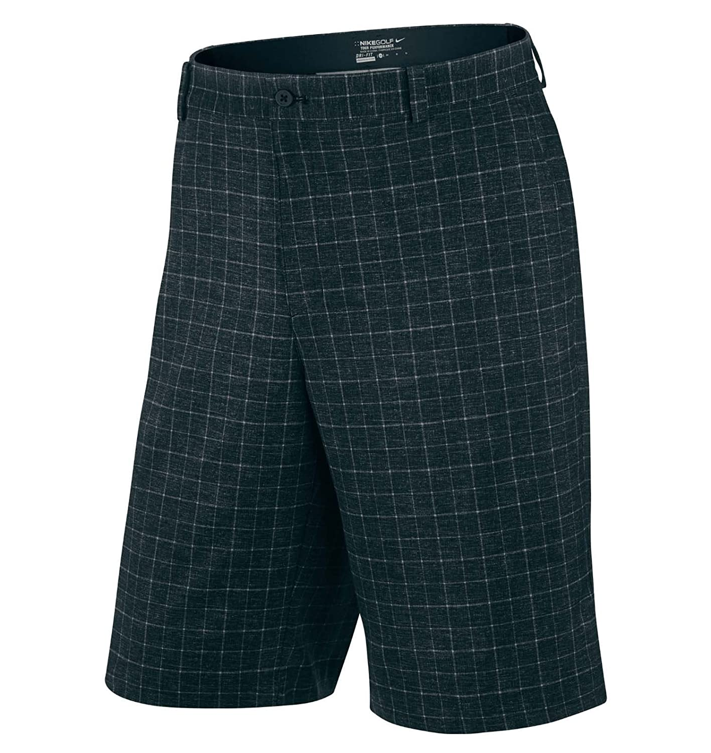 Amazon.com : Nike Men's Dri-Fit Plaid Golf Shorts-Dark Grey/Anthracite/Wolf  Grey-38 : Sports & Outdoors