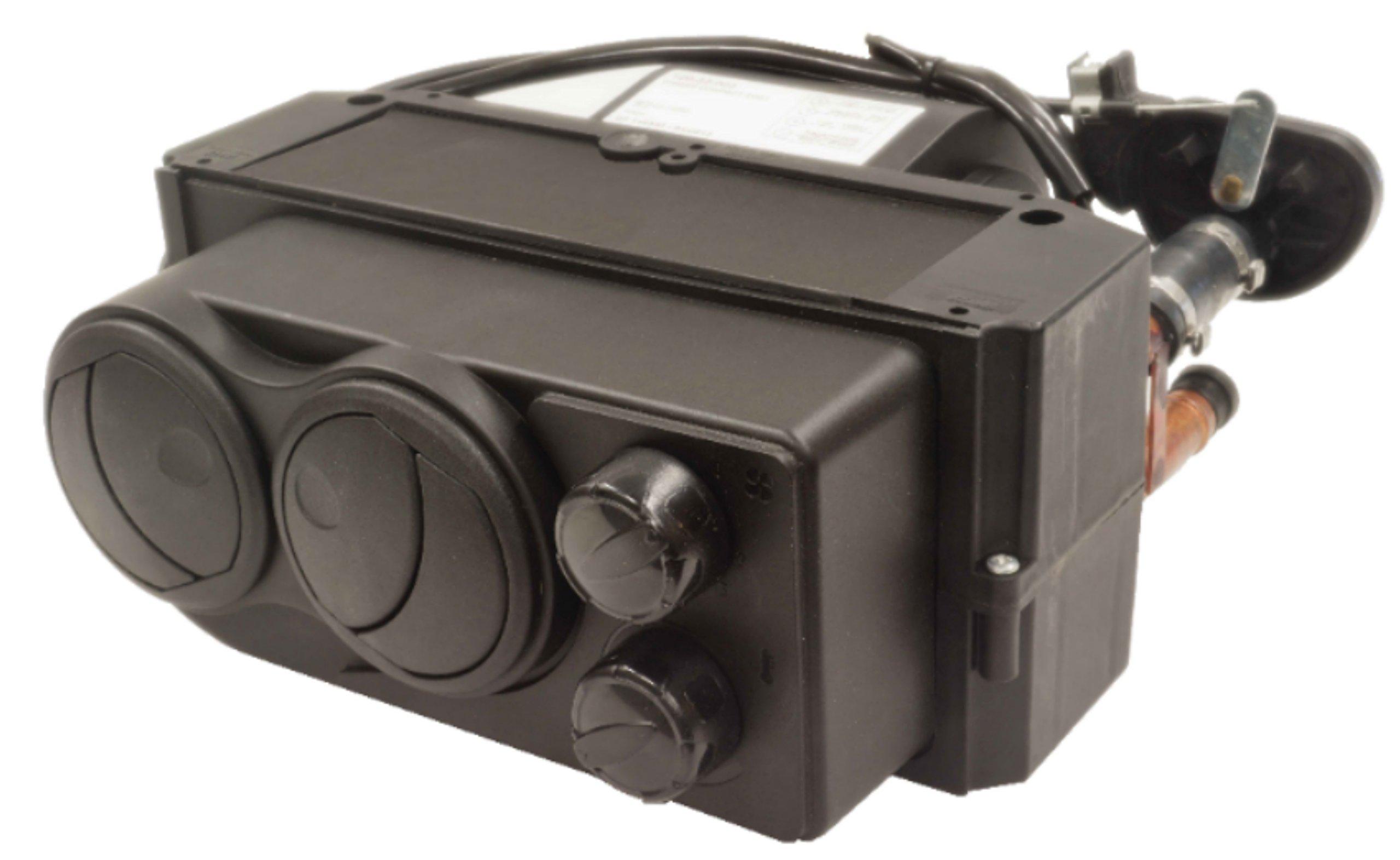 Firestorm UTV Cab Heater Kit (Compact) for Full & Mid Size Polaris Ranger & Crew