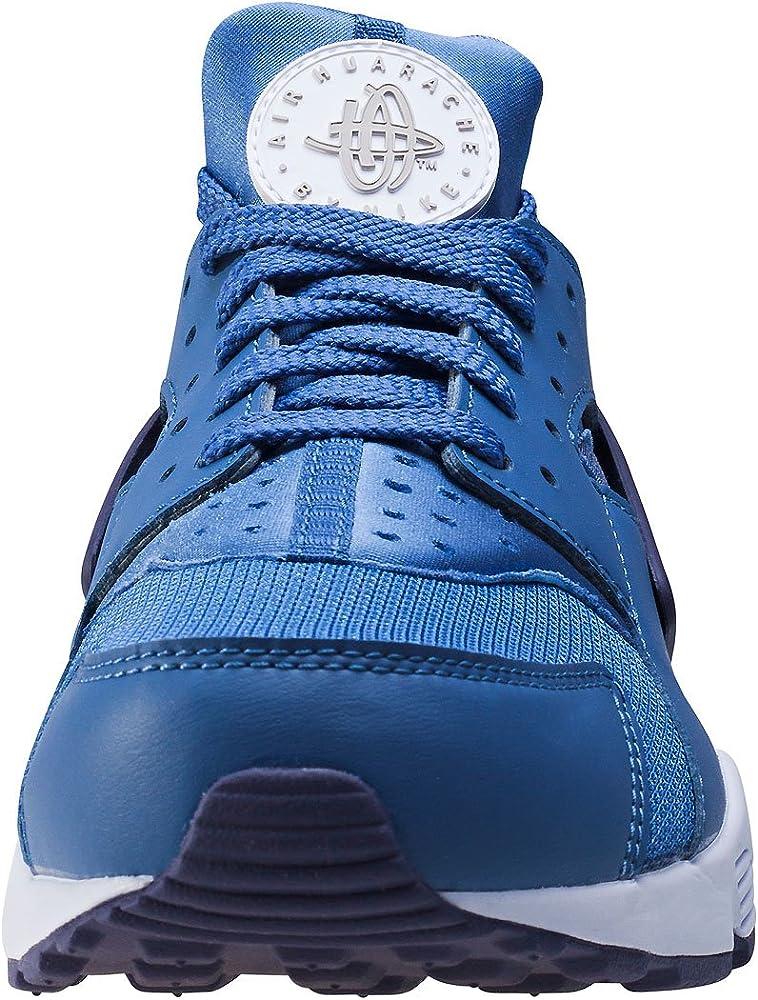 nike air huarache Azul