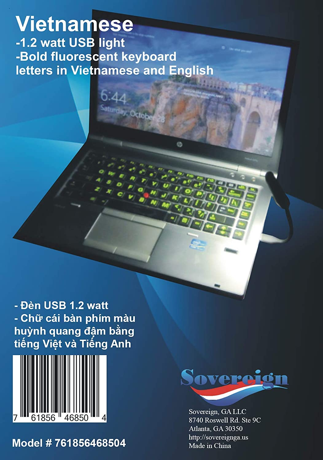 Amazon com: Vietnamese Keyboard Stickers with Fluorescent