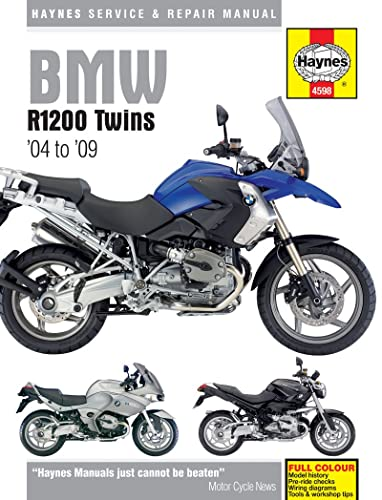 bmw r1200 dohc r1200gs adventure r1200r r1200rt 2010 2012 haynes rh amazon co uk BMW Motorcycle 1976 900 BMW Motorcycle Wiring Diagram for 1966