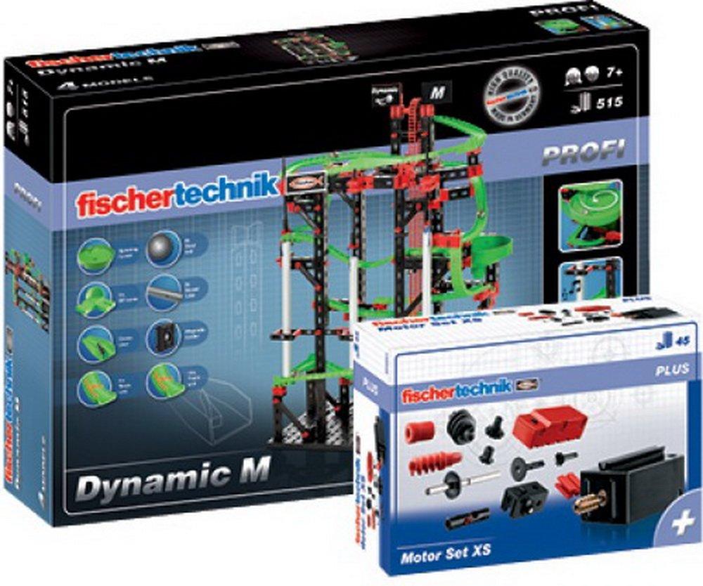 fischertechnik 533905 Profi-Dynamic M and Motor XS - Juego de Construcción