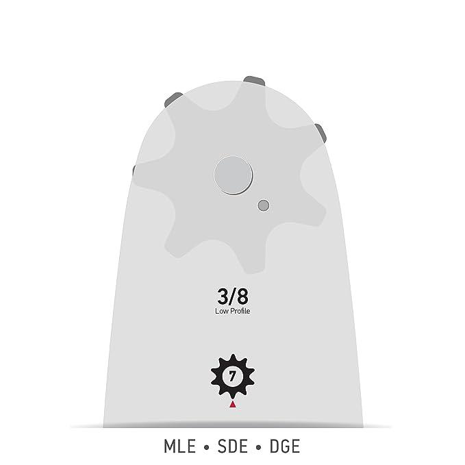 Oregon M73LPX064E Kette MC 3//8 1,5 VM mit SG