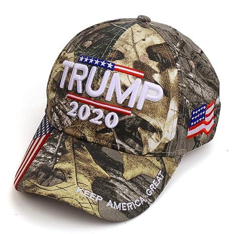 e164e917d0a2d6 Amazon.com: Flantor Donald Trump Baseball Cap, 2020 President ...