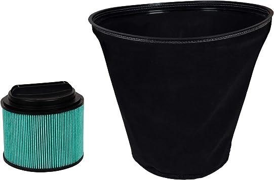 Einhell 2351250 Accesorio para aspiradora en seco y húmedo, Negro ...