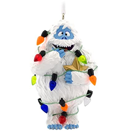 Amazon.com: Hallmark Bumble The Abominable Snowman from Rudolph The ...