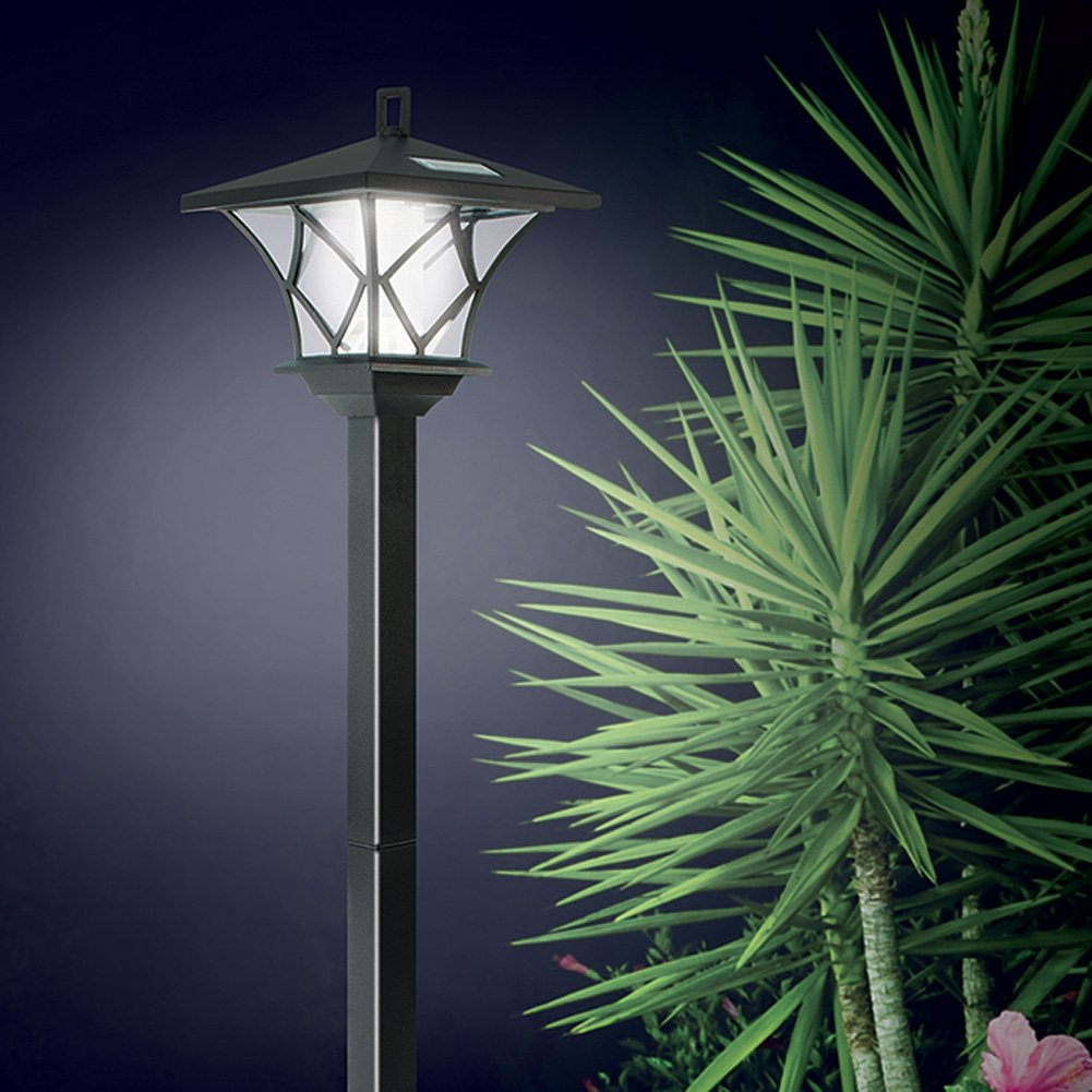 residential yard lights light post black outdoor heads front top unbeatable base posts creativity lamp